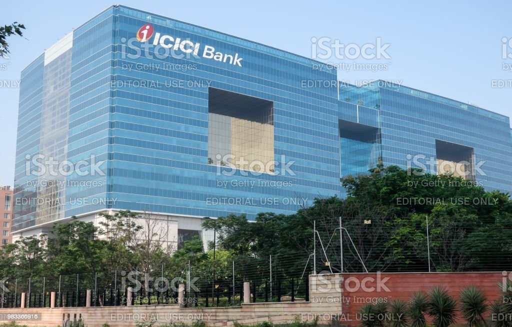 ICICI Bank Tower in Hyderabad, Telangana, India