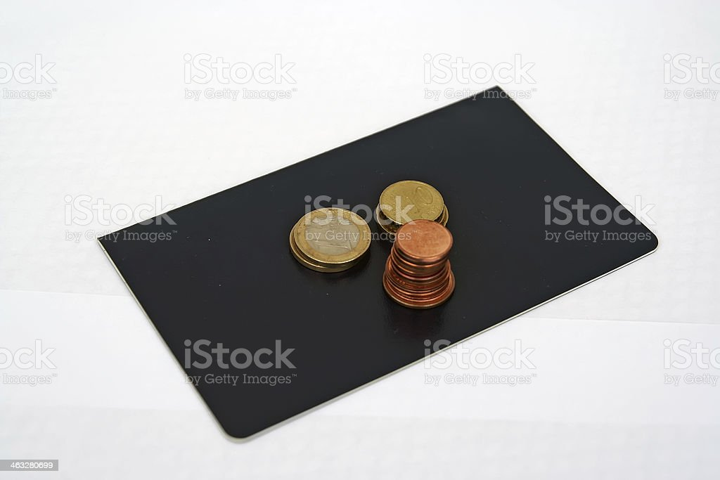 Bankbook royalty-free stock photo