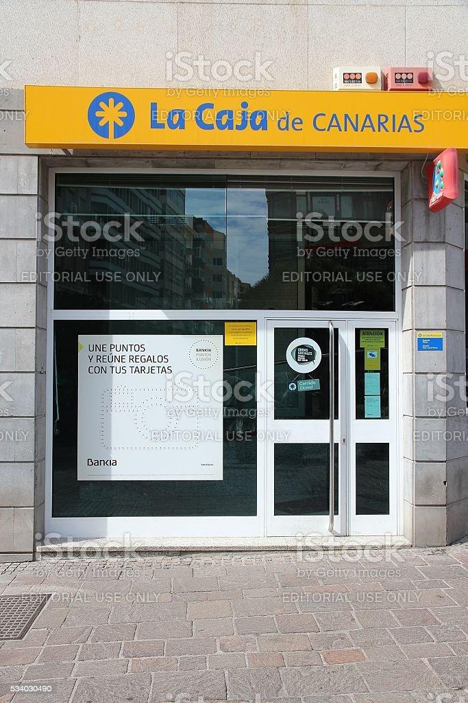 Bankia grupo - foto de stock