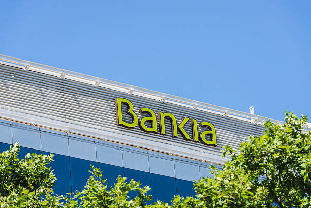 Bankia office, Barcelona​​​ foto