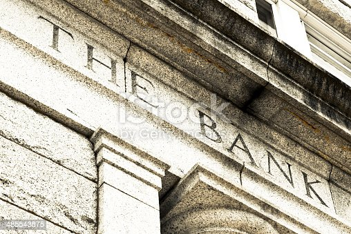 istock Banking on stone 485543875