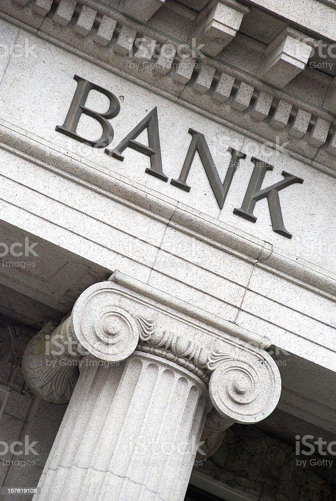 Banking royalty-free stock photo