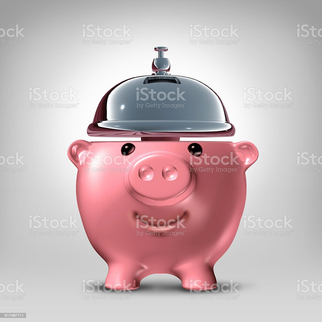 Banking Service Concept stock photo
