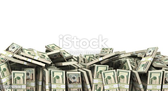 istock $20 Banknote 1087767556