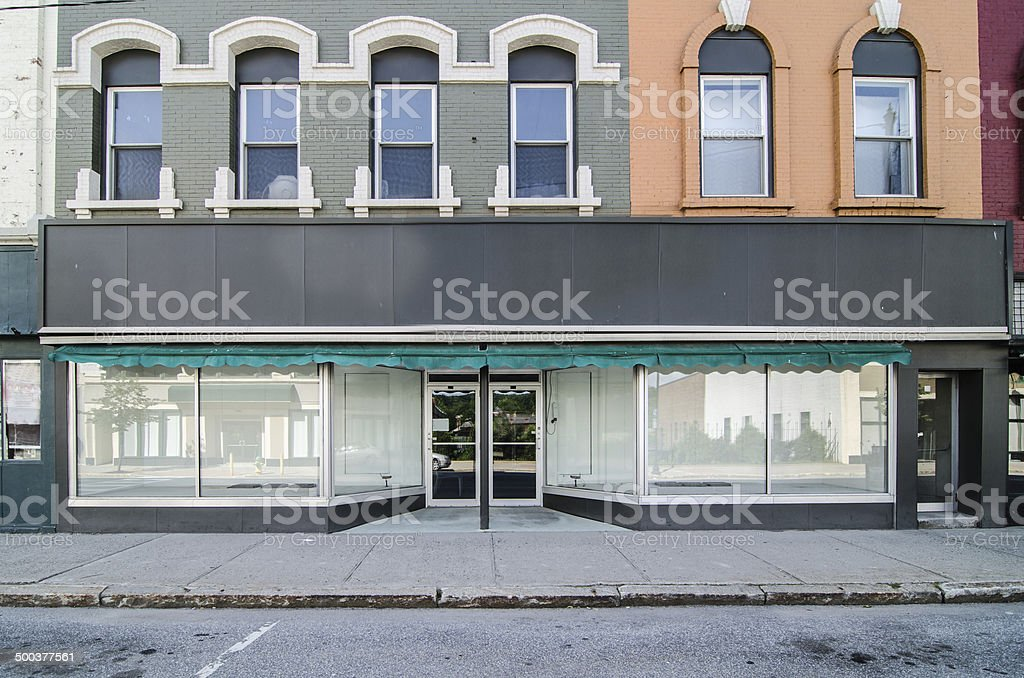 Bankruptcy again stock photo