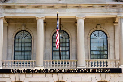 Federal Bankruptcy Courthouse.