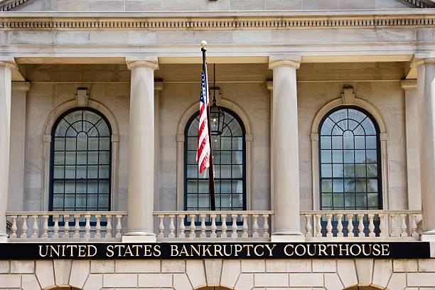 bankruptcy court - bankruptcy stock pictures, royalty-free photos & images