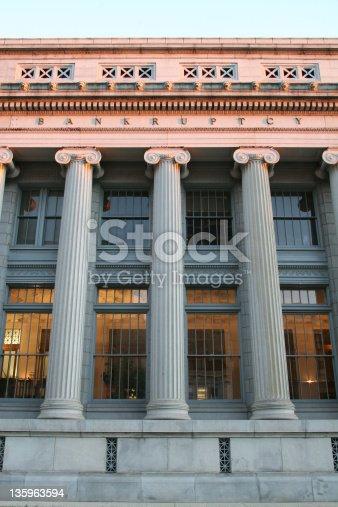 182148217istockphoto Bankruptcy Court V, Courthouse, Dayton, Ohio 135963594