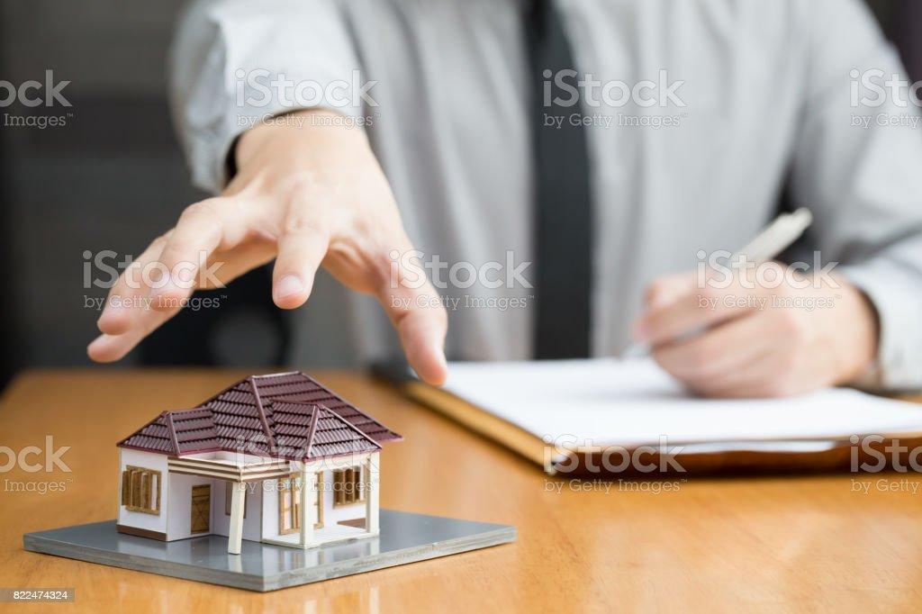 Les banques vont s'emparer des maisons - Photo