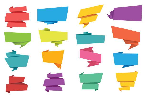 banner label tag vector - tag vector imagens e fotografias de stock