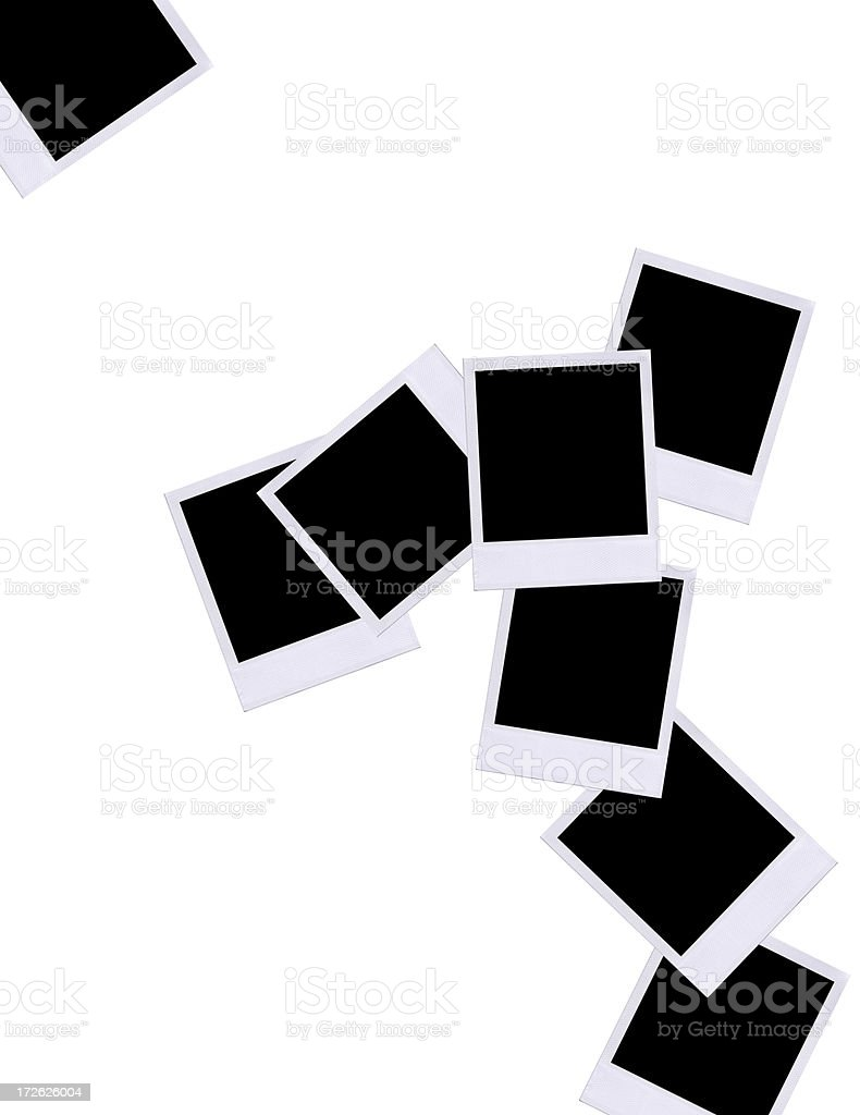 Banner Layout royalty-free stock photo