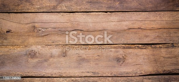 istock Banner of Horizontal The texture of the wood. Flooring. pine 1200139550