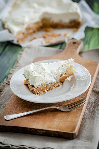 Banoffi-Torte – Foto