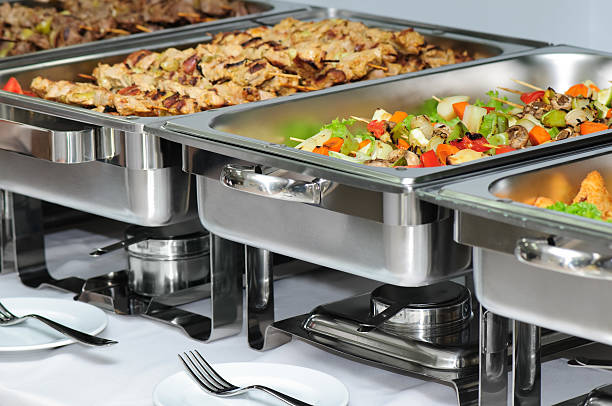 Top Chafing Dish Stock Photos Pictures And Images Istock