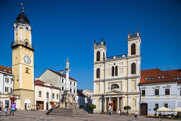Banska Bystrica, Slovakia - Main Square – Foto