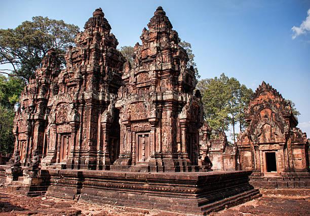 Banteay Tempel, Angkor, Siem Reap, Kambodscha – Foto