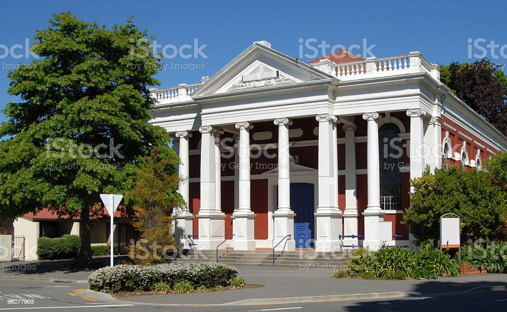 Igreja Batista - Foto de stock de Antigo royalty-free
