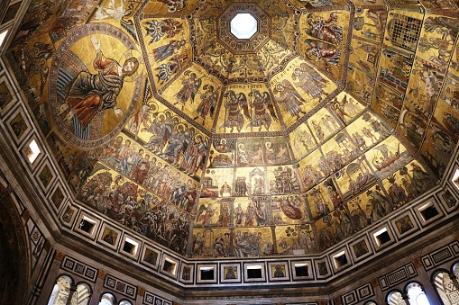 Baptistery Florence Italy