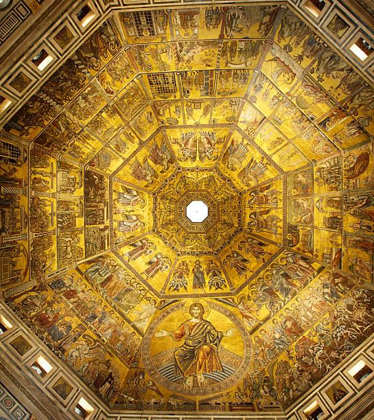 Baptisterium San Giovanni In Florenz – Foto