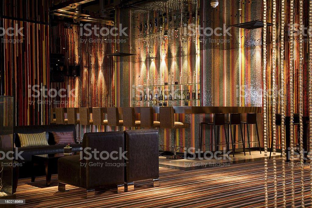 Bar Area stock photo