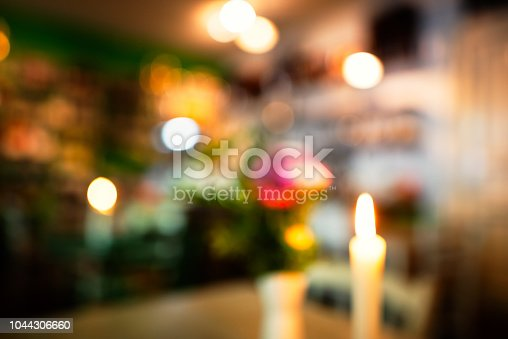 1044304084 istock photo Bar counter in Berlin with candlelight 1044306660