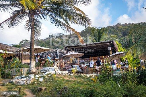 istock Bar do Meio at Praia da Conceicao - Fernando de Noronha, Pernambuco, Brazil 881280640