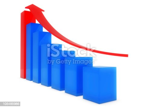 1014755036 istock photo Bar Graph 105485986