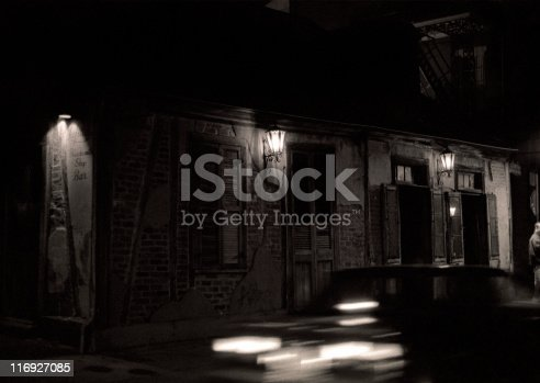 istock Bar in New Orleans 116927085