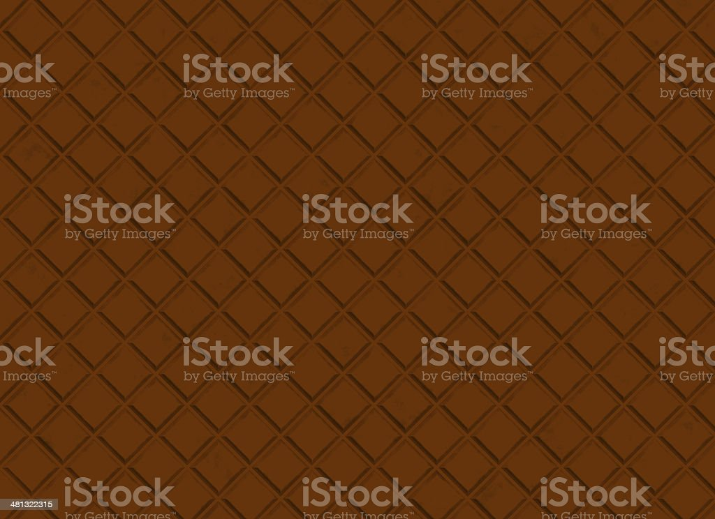 bar of chocolate pattern. brown backgrounds stock photo