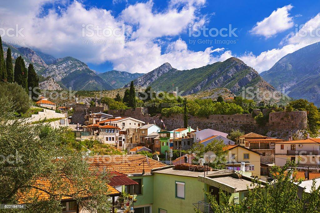 Bar Old Town - Montenegro - foto de stock