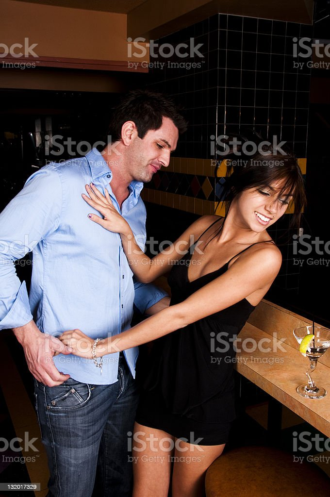 bar rejection royalty-free stock photo