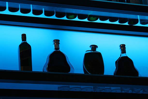 Escena de Bar - foto de stock