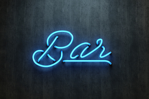 Old Bar sign – free photo on Barnimages