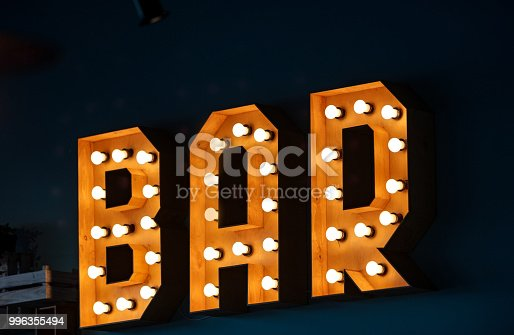 istock Bar sign 996355494