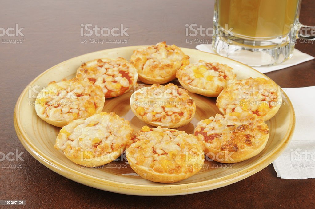 Bar snacks royalty-free stock photo