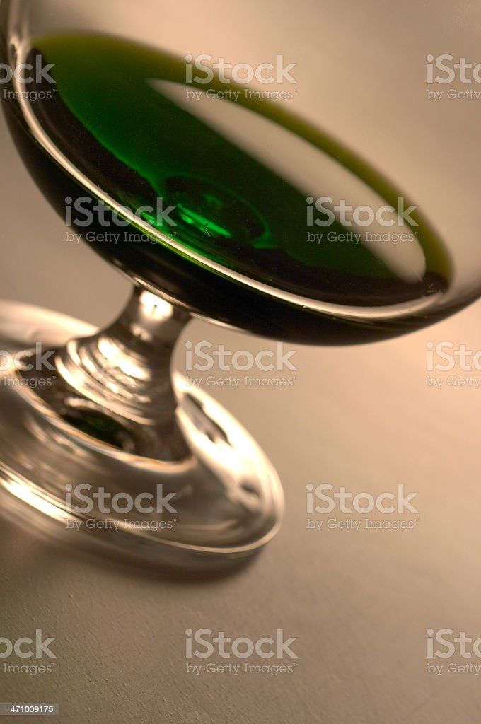 Bar - Sofisticated Drink royalty-free stock photo
