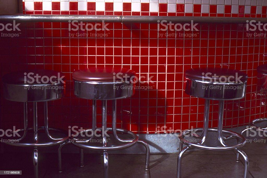 Bar Stools I stock photo