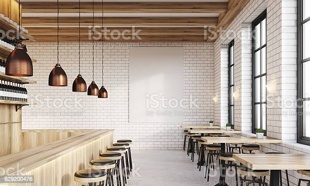 Bar with poster and lamps picture id629200476?b=1&k=6&m=629200476&s=612x612&h=dwz59cxhupdtw9ojfadub3qcxi2brn3kyflstbvfhme=