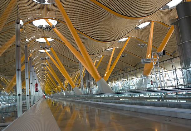 Flughafen Barajas Madrid – Foto