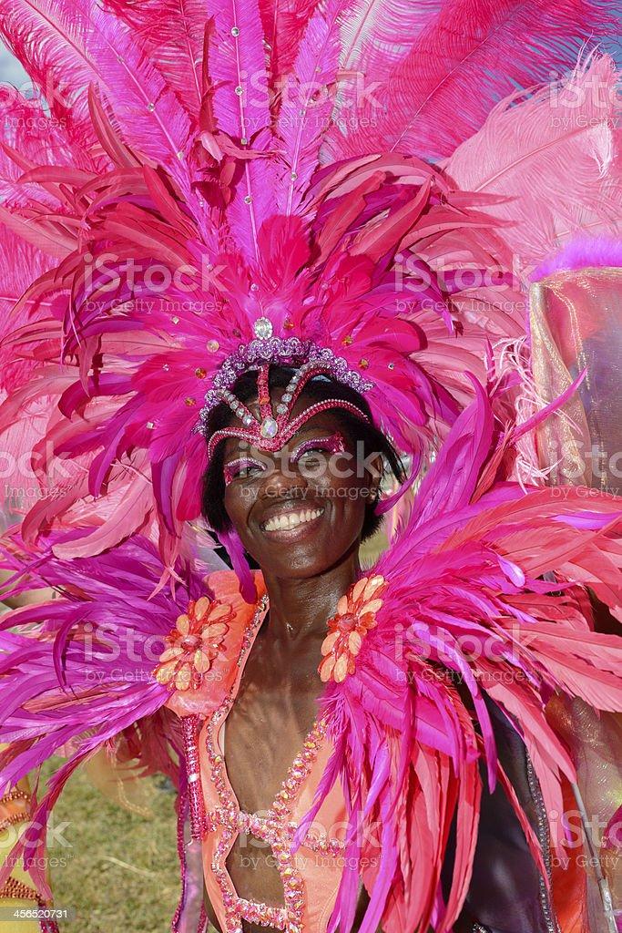 Barbados Crop Over Festival stock photo
