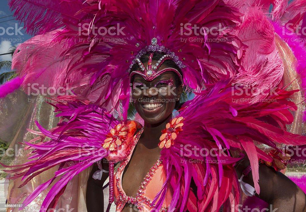 Barbados corte Over Festival - foto de acervo