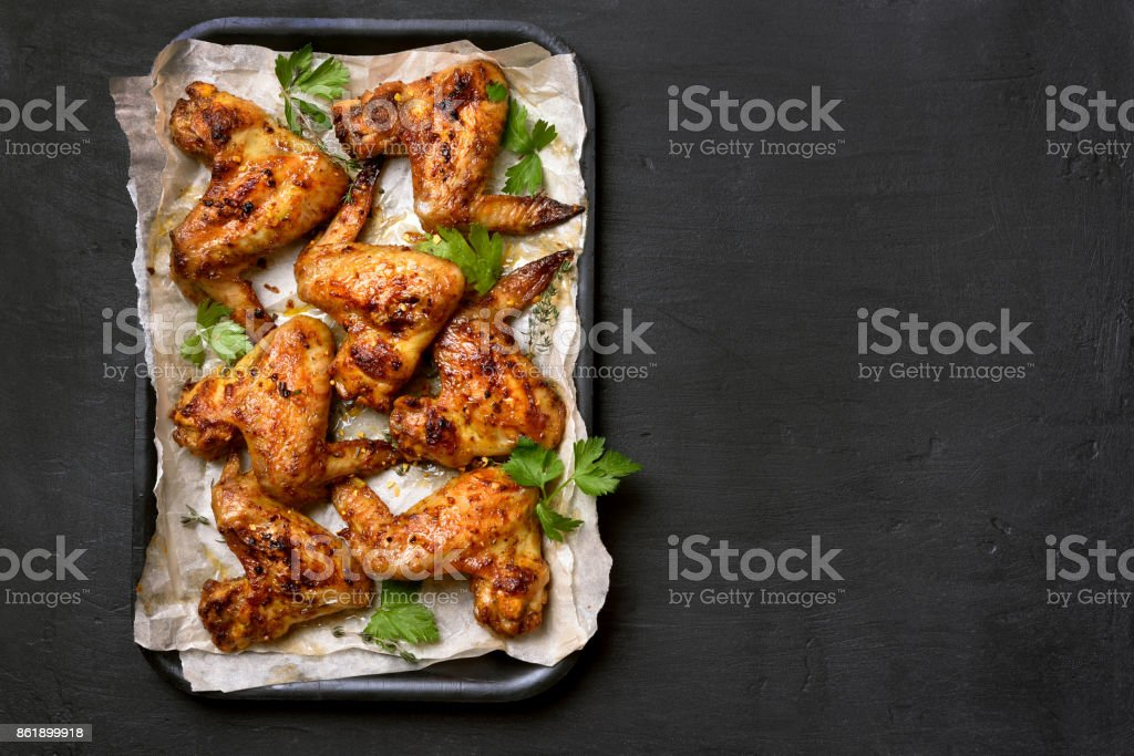 Barbecue chicken – Foto
