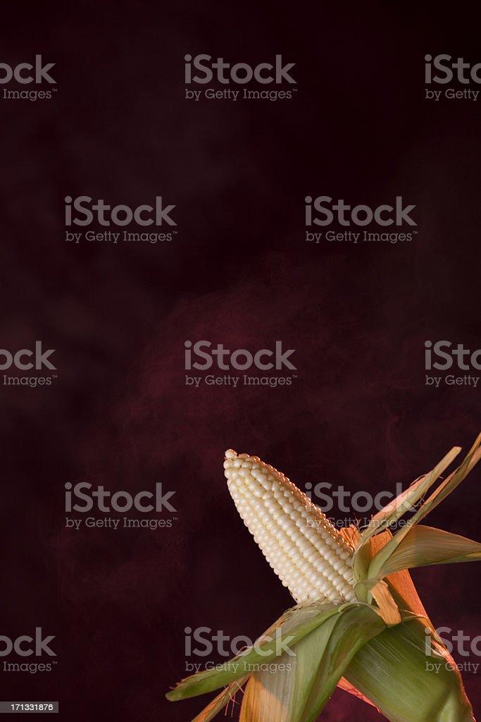 Barbecue Corn stock photo