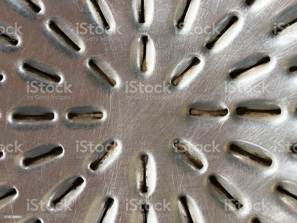 Barbecue grill pan texture fotografie stock e altre immagini di