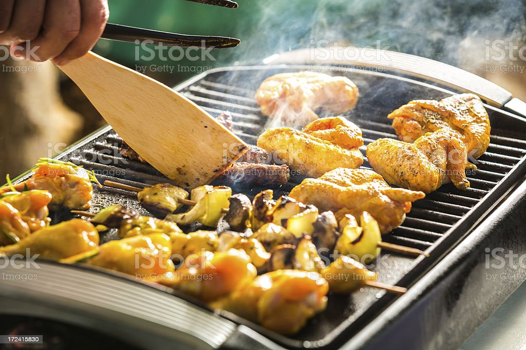 Barbeque grill – Foto