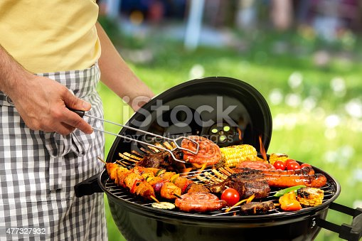 646207652istockphoto Barbecue grill 477327932