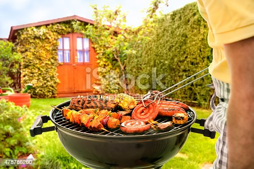 646207652istockphoto Barbecue grill 478786260