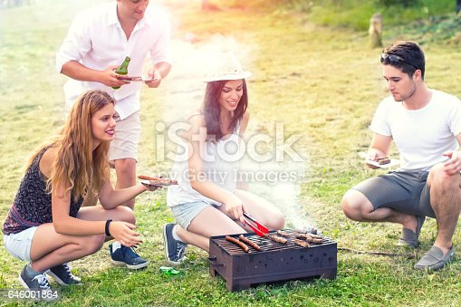 696841580istockphoto Barbecue in nature 646001864