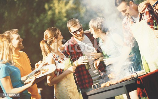 istock Barbecue party. 514408828