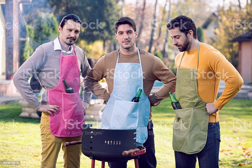 Barbecue de fête  - Photo